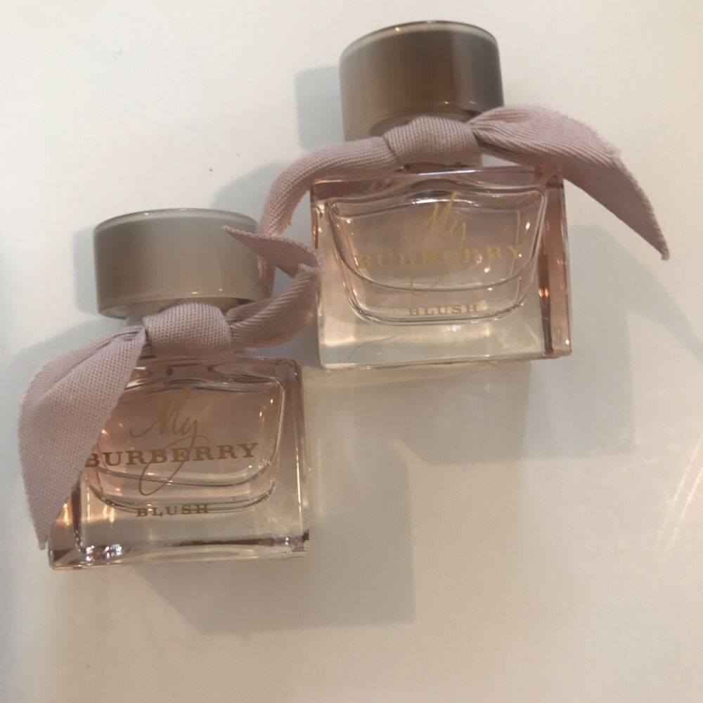 Parfum Travel Burberry Dabber Blush 5ml My X Size Eau De 2 Edp Mini EWDH92I