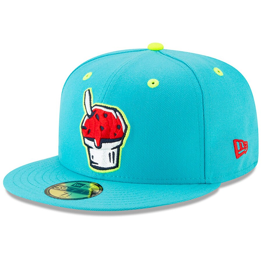Corpus Christi Raspas New Era Copa De La Diversion 59fifty Fitted Hat Blue Fitted Hats Hats Cool Hats