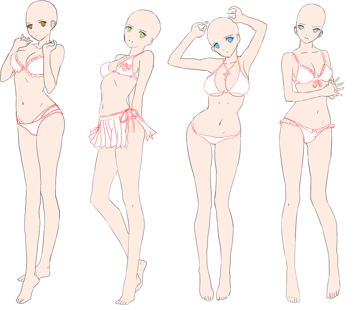 Which Swimsuit Is Best For My Body Type