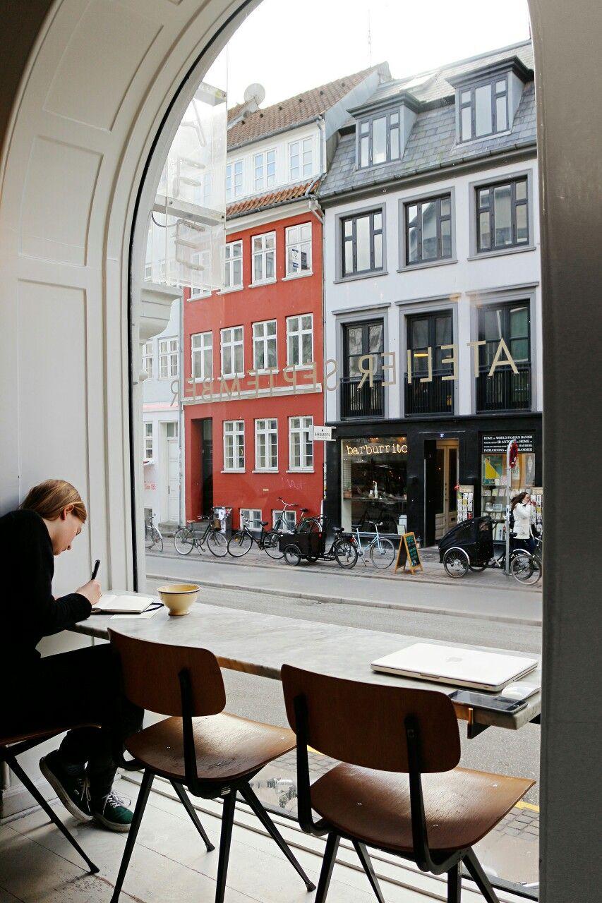 Cafe atelier September | Copenhagen http://www.cafeatelierseptember.com/