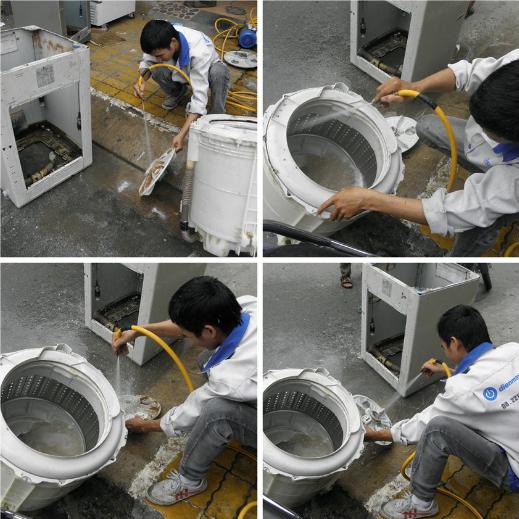 Tìm hiểu phương pháp vệ sinh lồng giặt ngay tại nhà, quý khách sẽ tiện lợi hơn trong việc bảo quản máy giặt tại nhà, tránh để lâu khiến máy có mùi hôi, mảng bám, rêu mốc, ảnh hưởng độ bền.