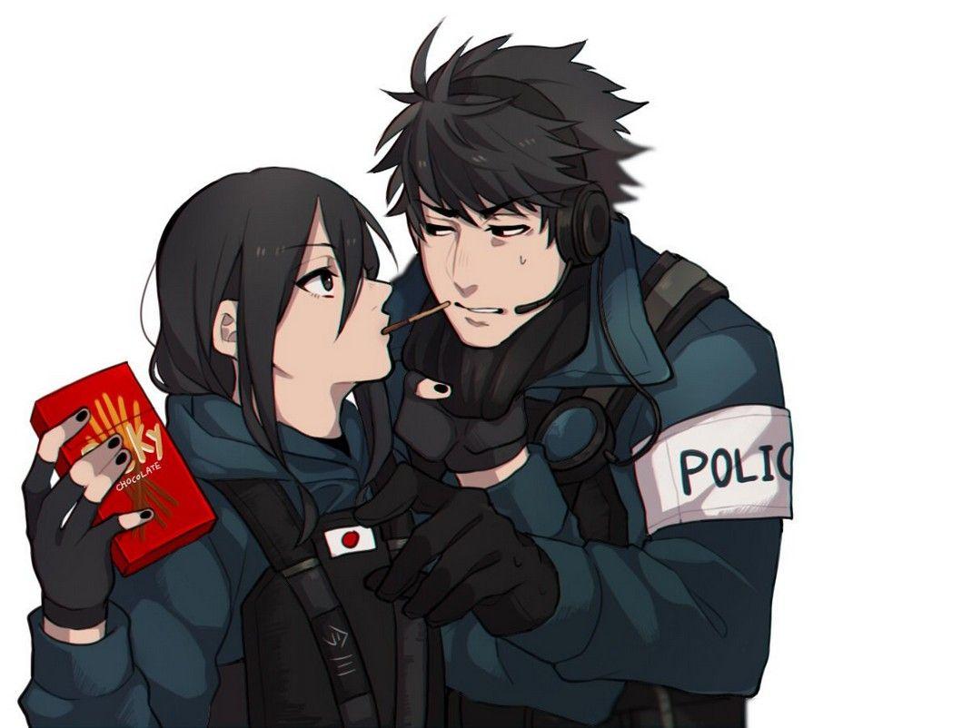 Pin by ToroKoro on CKV   Rainbow six siege anime, Rainbow six siege art,  Rainbow six siege memes