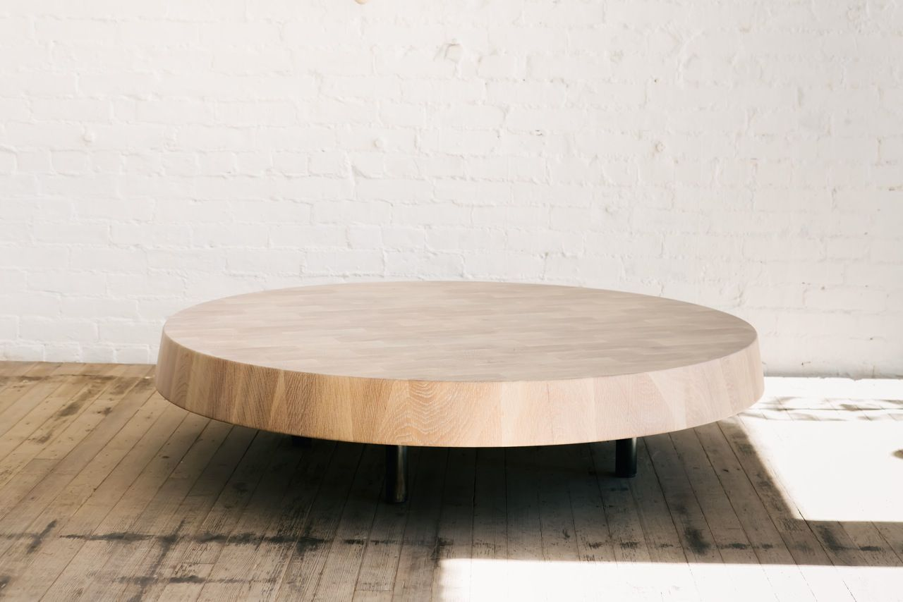 Floating Block Coffee Table Coffee Table Round Wood Coffee Table Round Coffee Table Living Room