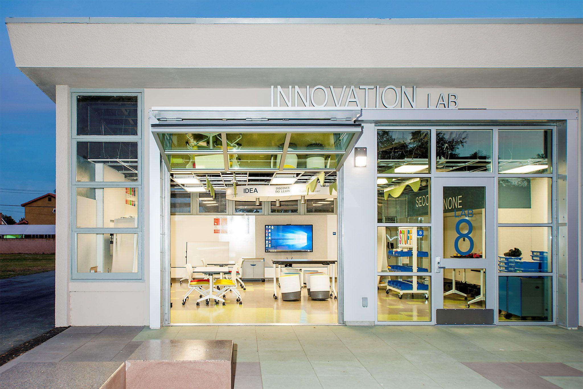 Rio Vista Elementary School Pico Rivera Ca Innovation Lab Innovation Elementary Schools