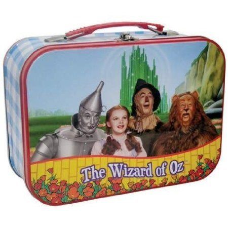 The Wizard Of Oz Wicked Witch Tin Tote Lunchbox New