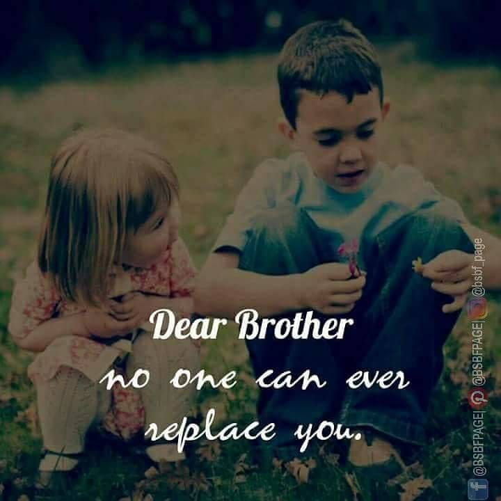 Tag Mention Share With Your Brother And Sister Siblings Siblinglove Sister Sister Love Quotes Best Brother Quotes Brother Quotes