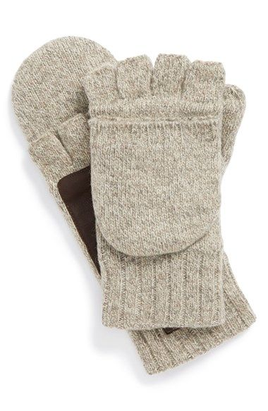 Free shipping and returns on UGG® Australia 'Flip Mitt' Convertible Gloves at Nordstrom