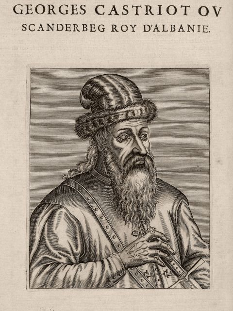 George Castriot 140517 1468 Albanian Nobleman And Military