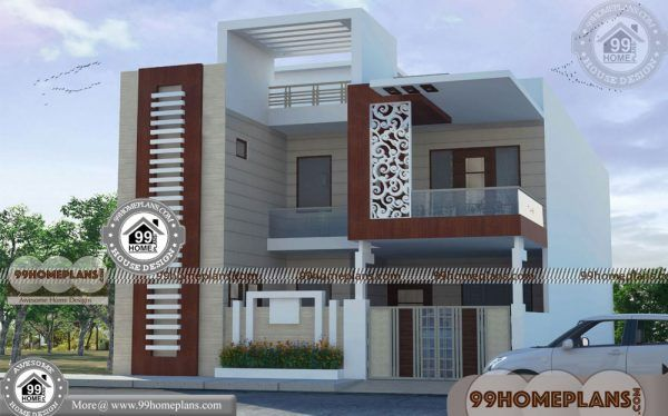 Narrow block houses two storey small house plans latest designs also rh pinterest