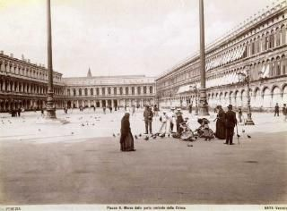 Fascinating early photographs of Venice - Travel