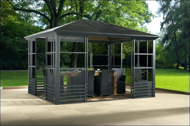 Outdoor Gazebo 4 Season Buy Costco Gazebos Screen House Gazebo Canopy Gazebo