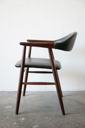 Fabulous Danish Wenge Dining Chair Amsterdam Modern 200 500 Ncnpc Chair Design For Home Ncnpcorg