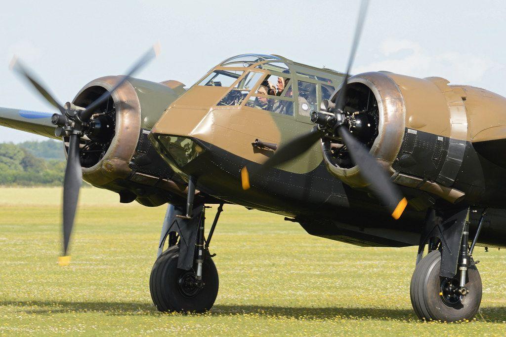 Bristol Blenheim I 'L6739 / YPQ' (GBPIV) by Hawkeye UK