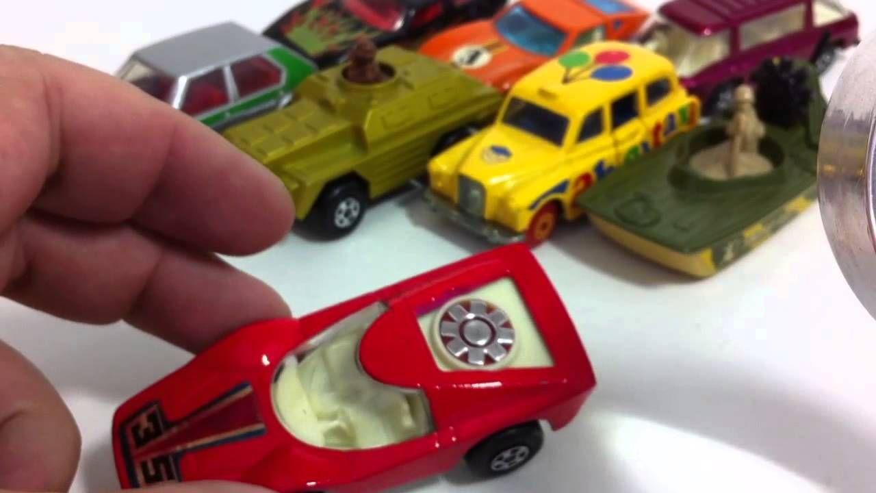 Pre 1980 Lesney Cars Bought Off Ebay1 (+playlist) Car