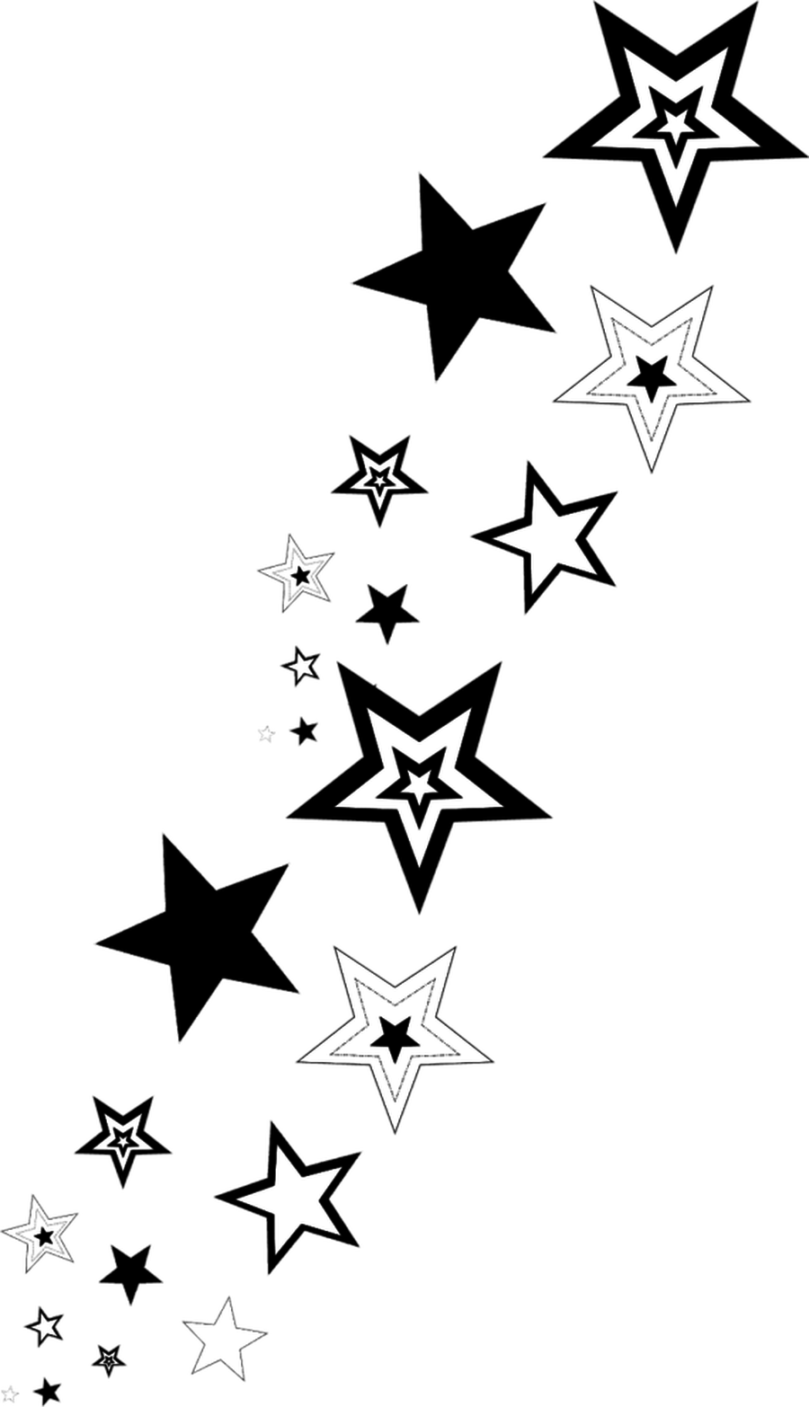 clipartstartattooclipart8.jpg (900×1566) Star