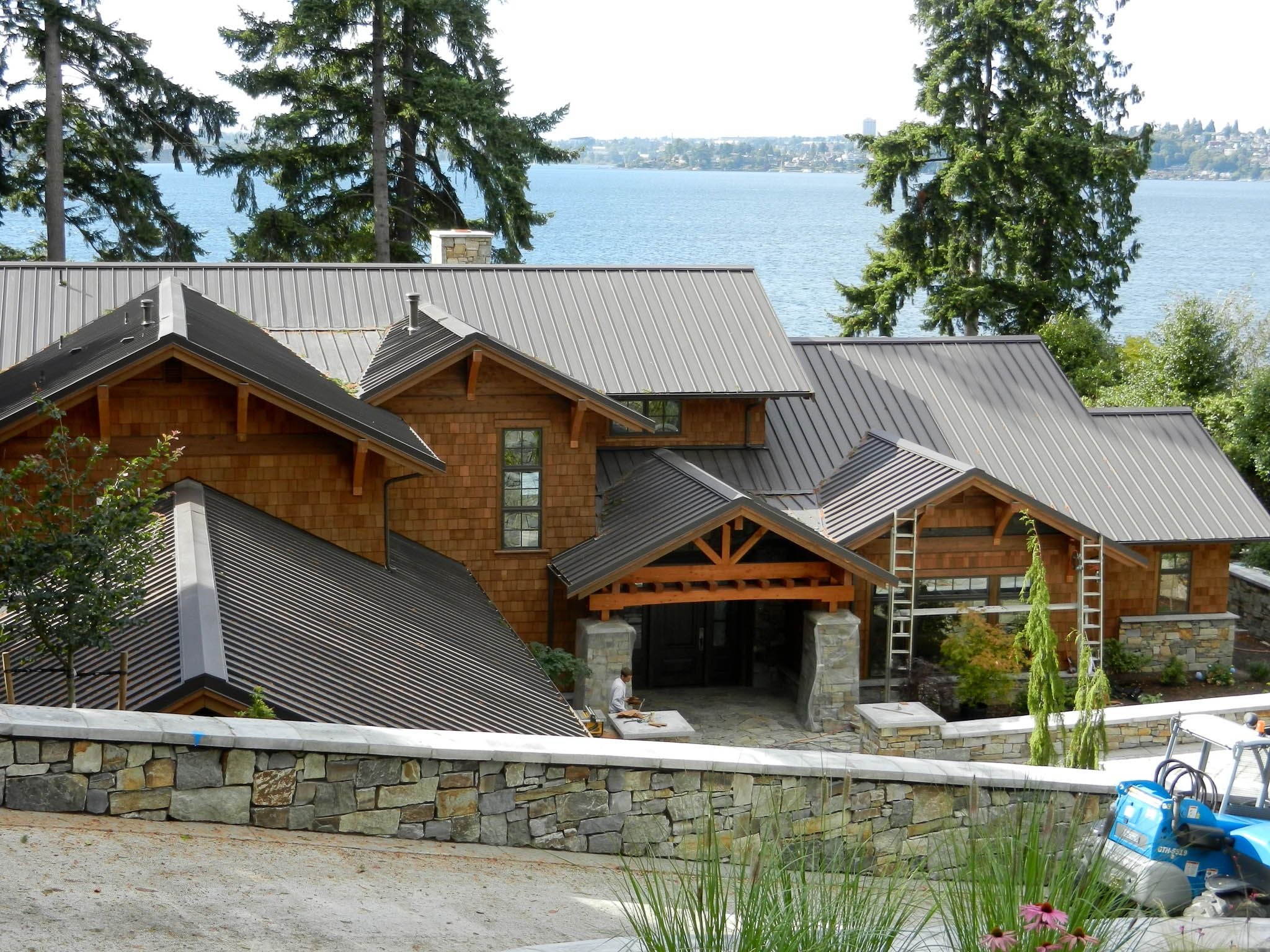 Metal Roofing Photo Gallery | Metal Roofing Alliance | Photos Of Metal Roof  Types And Styles | House Plans | Pinterest | Metal Roof, Photo Galleries  And ...