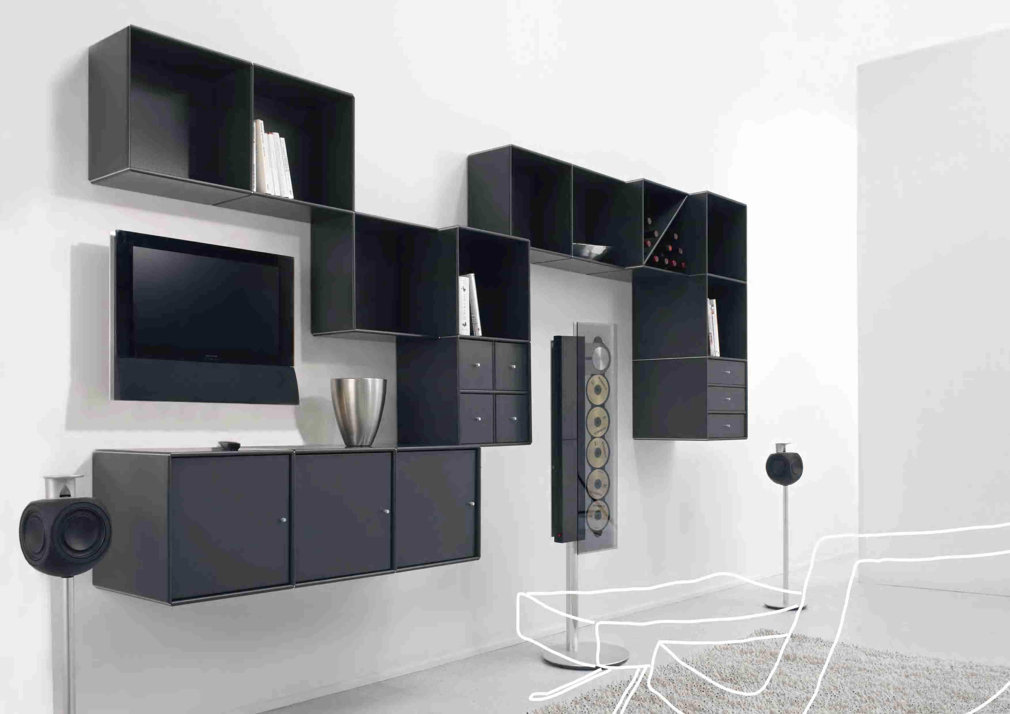 tv wandmeubel Quadrant by ABC-Reoler | Quadrant by ABC Reoler ...