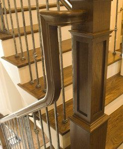 Best Aalto Modern Iron Balusters Cheap Stair Parts Parts Of 640 x 480