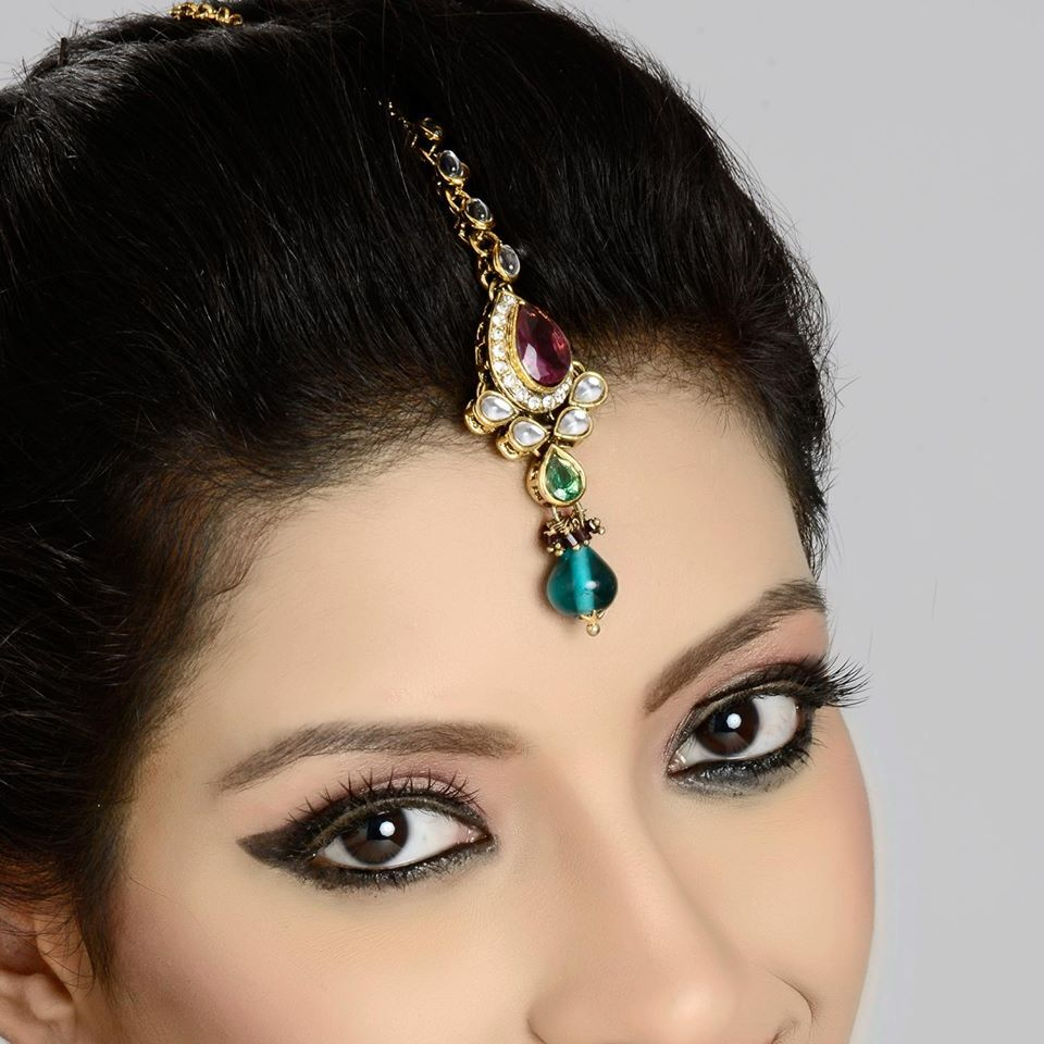 Indian Head Jewelry Bridal Mang Tikka