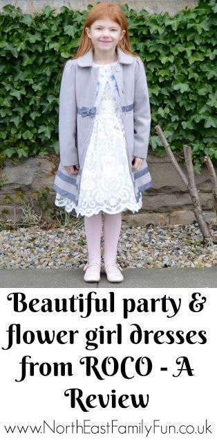 A Girl\'s Christmas Party Dress from Roco - Perfect for a Festive ...