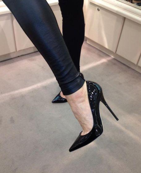 Perfect Black Heels