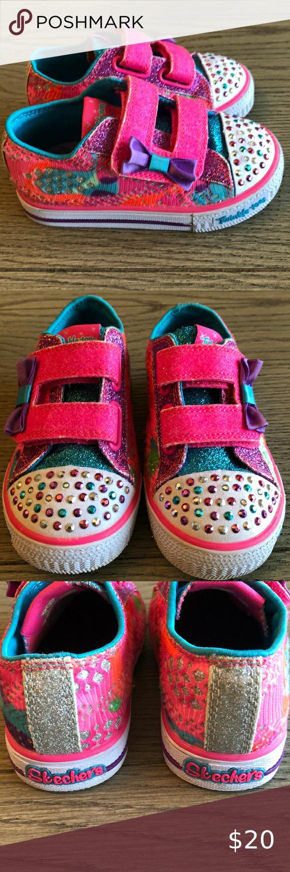 Skechers Pop Princess Twinkle Toes