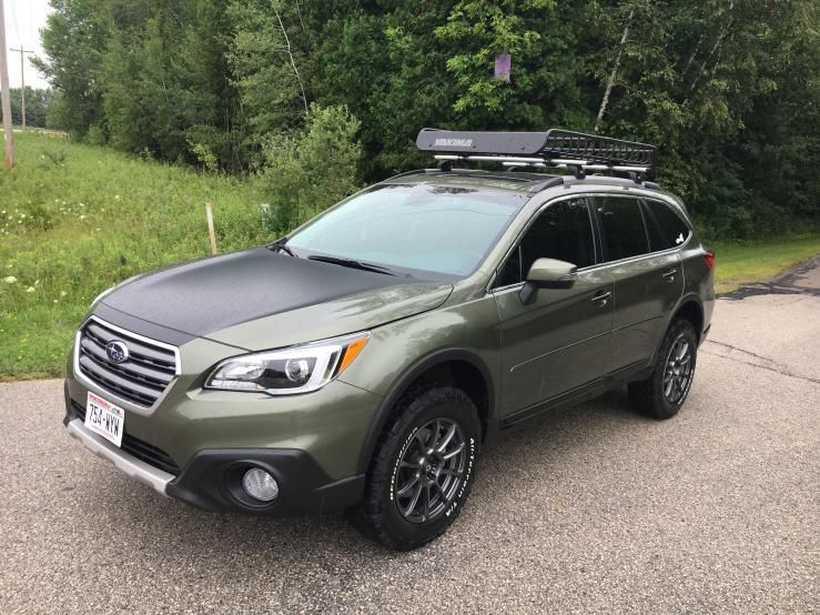 Image Result For Thule Heavy Duty Roof Cargo Basket This Fits Your 2018 Subaru Outback Subaru Outback Subaru 2011 Subaru Outback