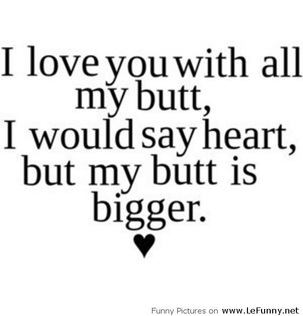 Funny Love Quotes And Jokes