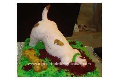 Chicken Birthday Cake For Dogs ~ Jack russell dog birthday cakes google search chicken teriyaki