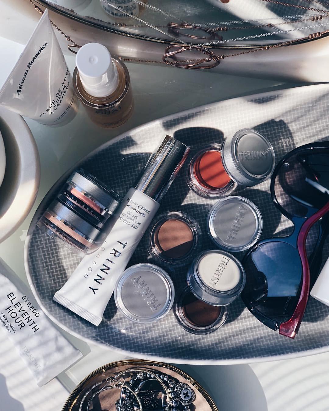 Cream based makeup, cream makeup, Trinny London, makeup