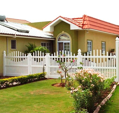 Modern Options Ltd Jamaica uPVC Fencing Company Modern Options