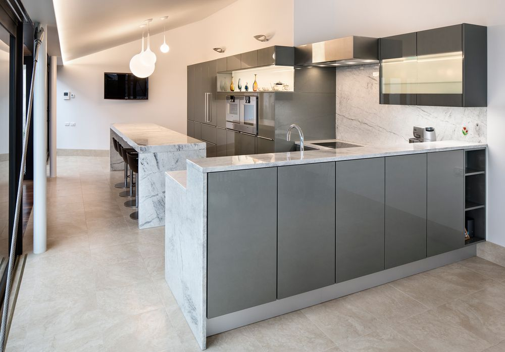 Recent work by our designers. We design and install kitchens through ...