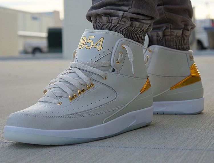 Air Jordan 2 Retro Quai 54 @787kicks_by_will | Air jordan