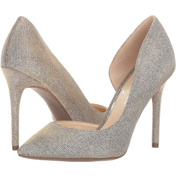 Jessica Simpson Lucina Glitter Pumps o6YGyzkha