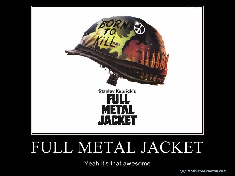 What Are You Talking About Full Metal Jacket Quotes Full Metal Jacket Memes Quotes