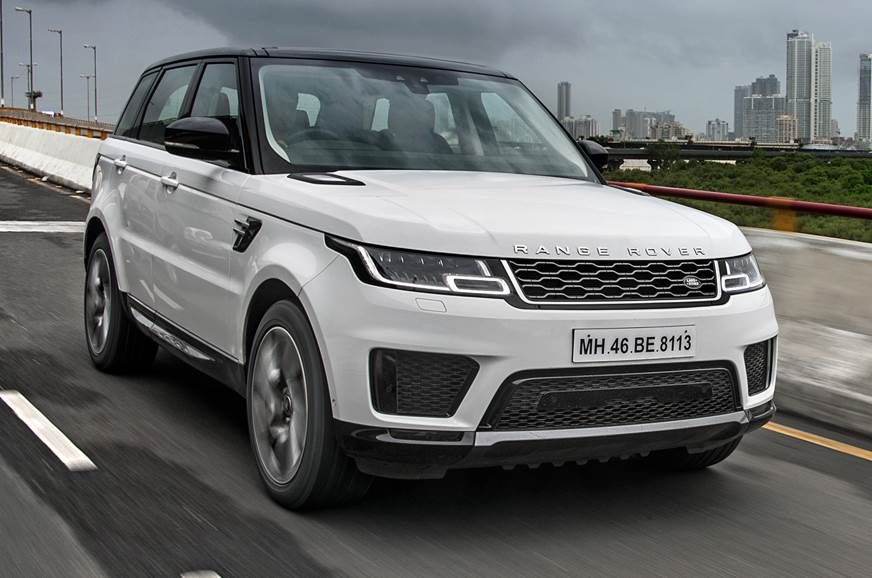 2018 Range Rover Sport Facelift Launched In India Range Rover Sport Range Rover Range Rover Sport Review