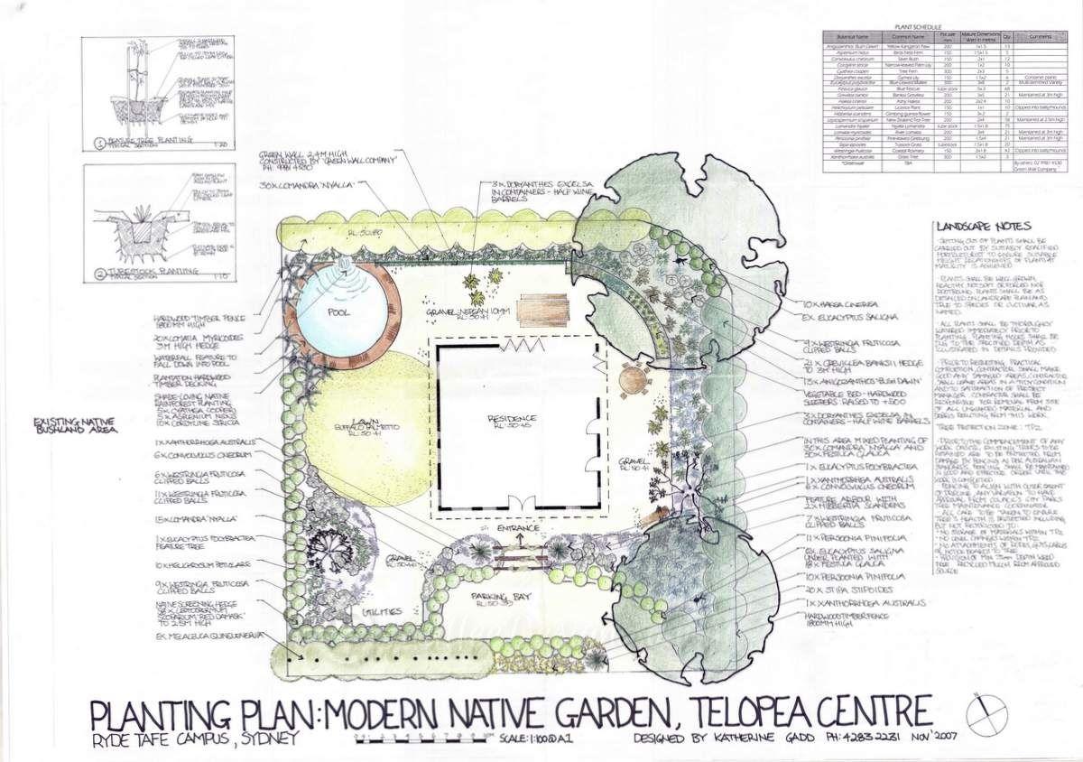 Services   Australian native garden, Australian garden ...