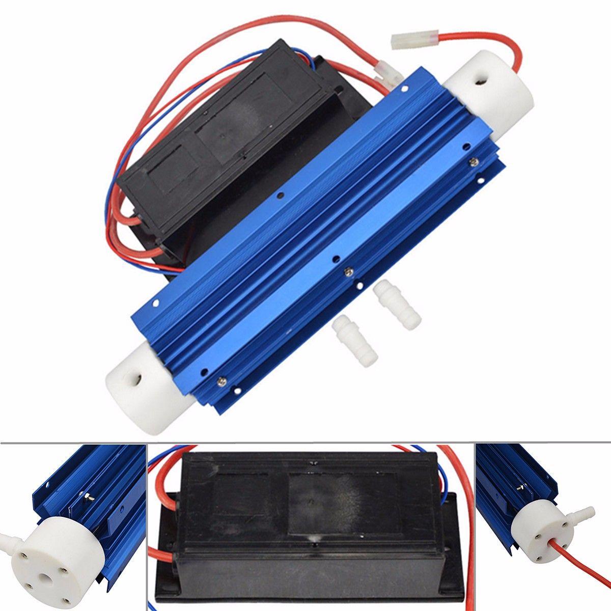 10G Quartz Tube Air Purifier Water Disinfection Treatment