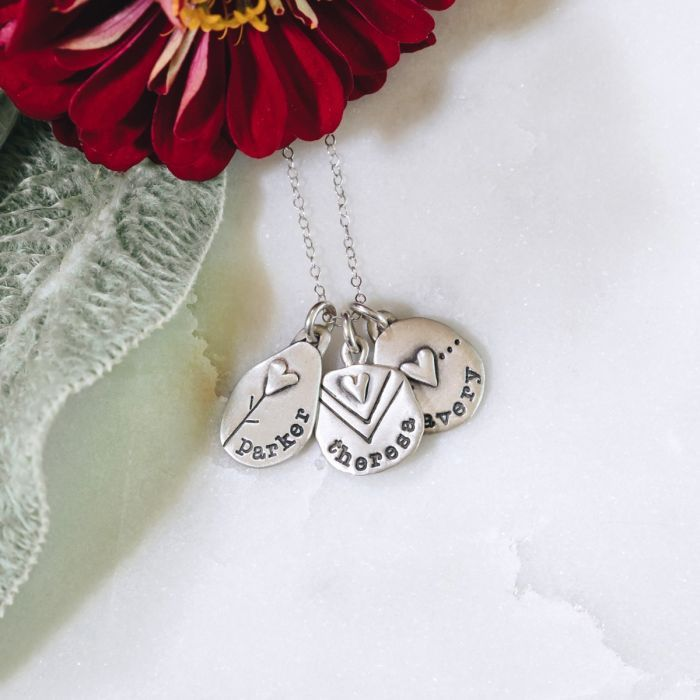 """904c8a5031e0ef Jumble Of Love Necklace 
