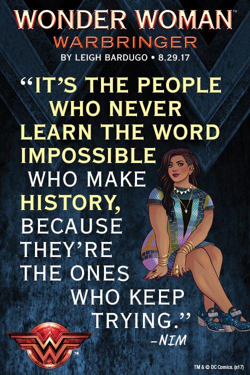Nim Chaudhary Wonder Woman Quotes Wonder Woman Fan Art Favorite Book Quotes