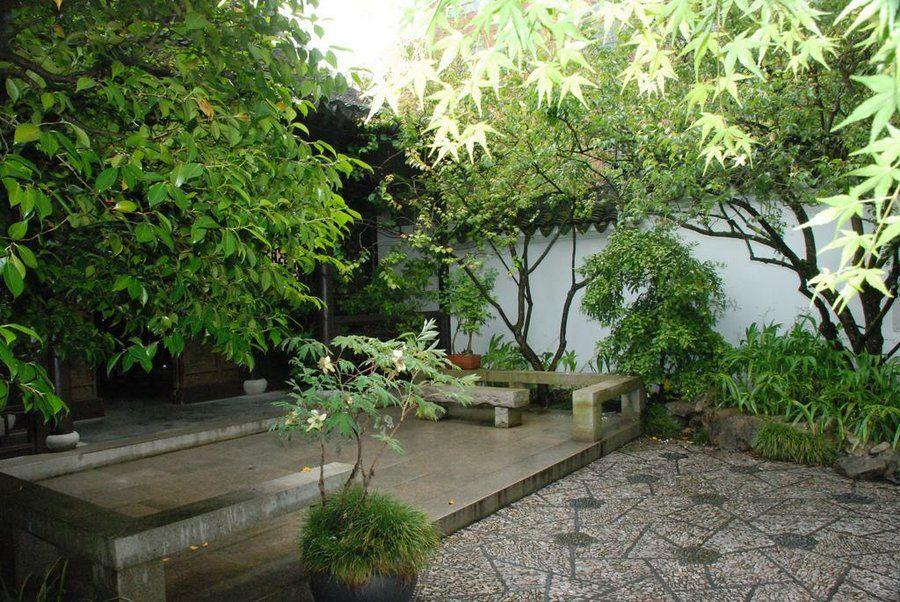 40 jardines de relajación y belleza infinitos La paz - jardines zen