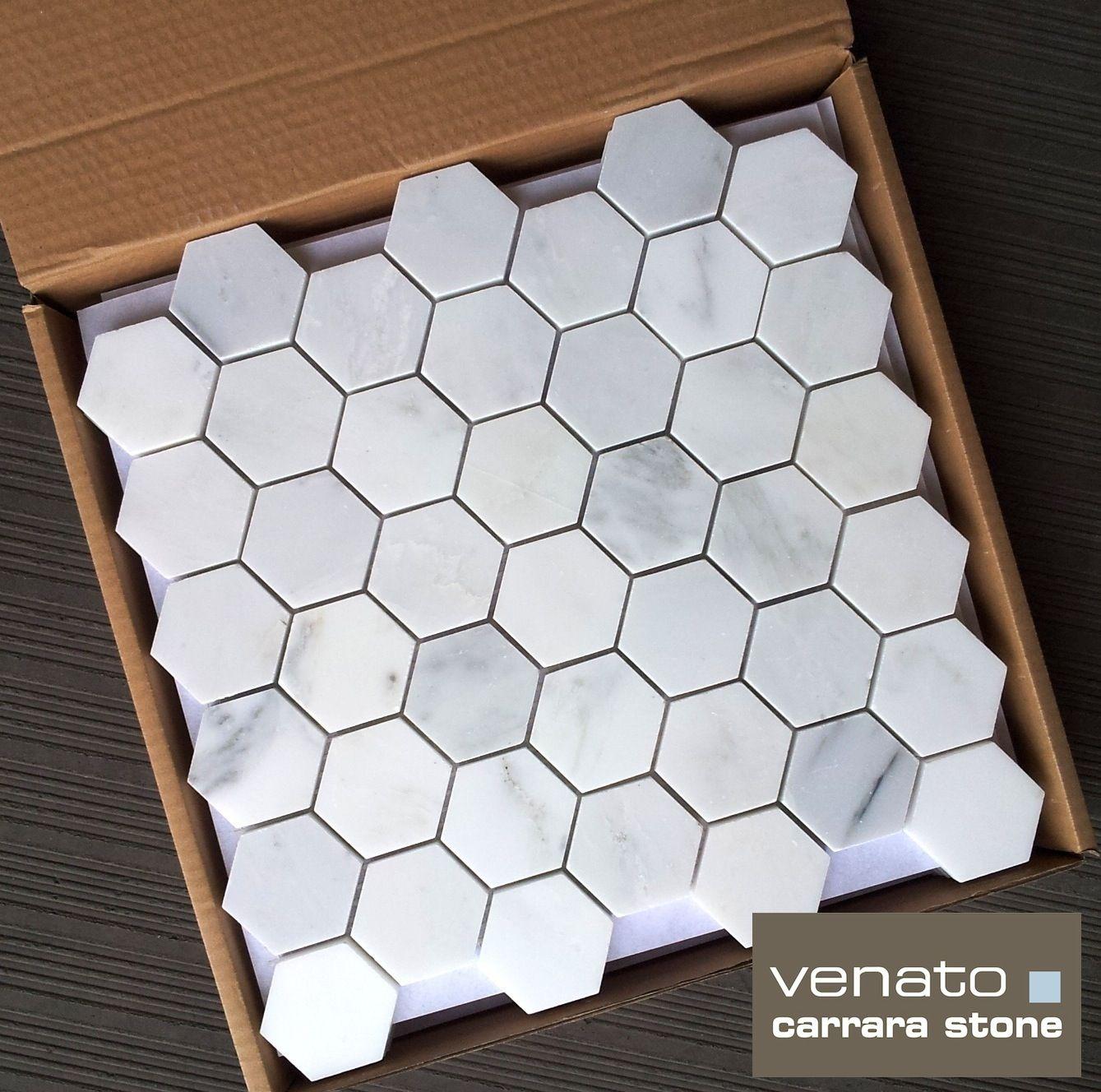 1175sf carrara venato 2x2 hexagon mosaic exclusively from 1175sf carrara venato 2x2 hexagon mosaic exclusively from thebuilderdepot dailygadgetfo Gallery