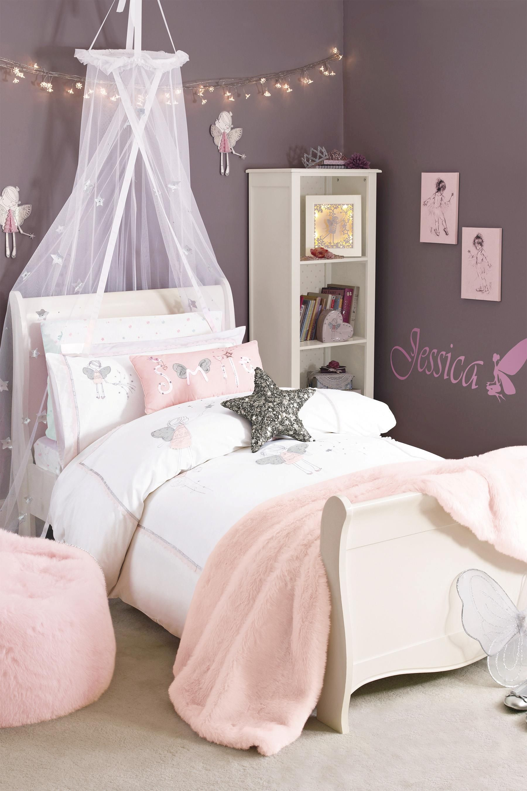 Buy Amy Fairy Bed Set From The Next Uk Online Shop Kid Beds Bed Childrens Bedrooms