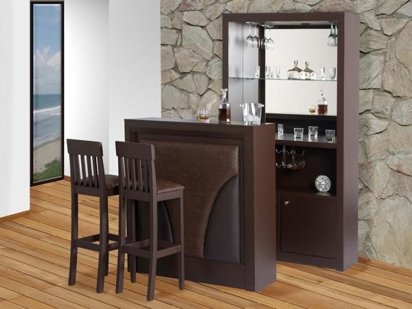 Pin by vidya reddy on bar in 2018 pinterest for Muebles pequenos para casas pequenas