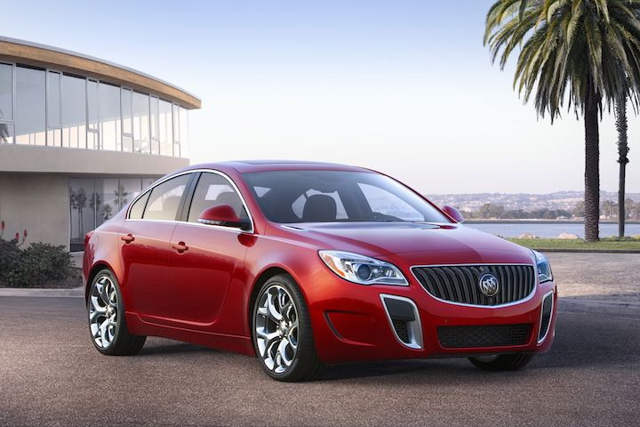 8 Underrated Sports Sedans You Can Buy Today Buick Regal Gs Buick Regal Regal Car