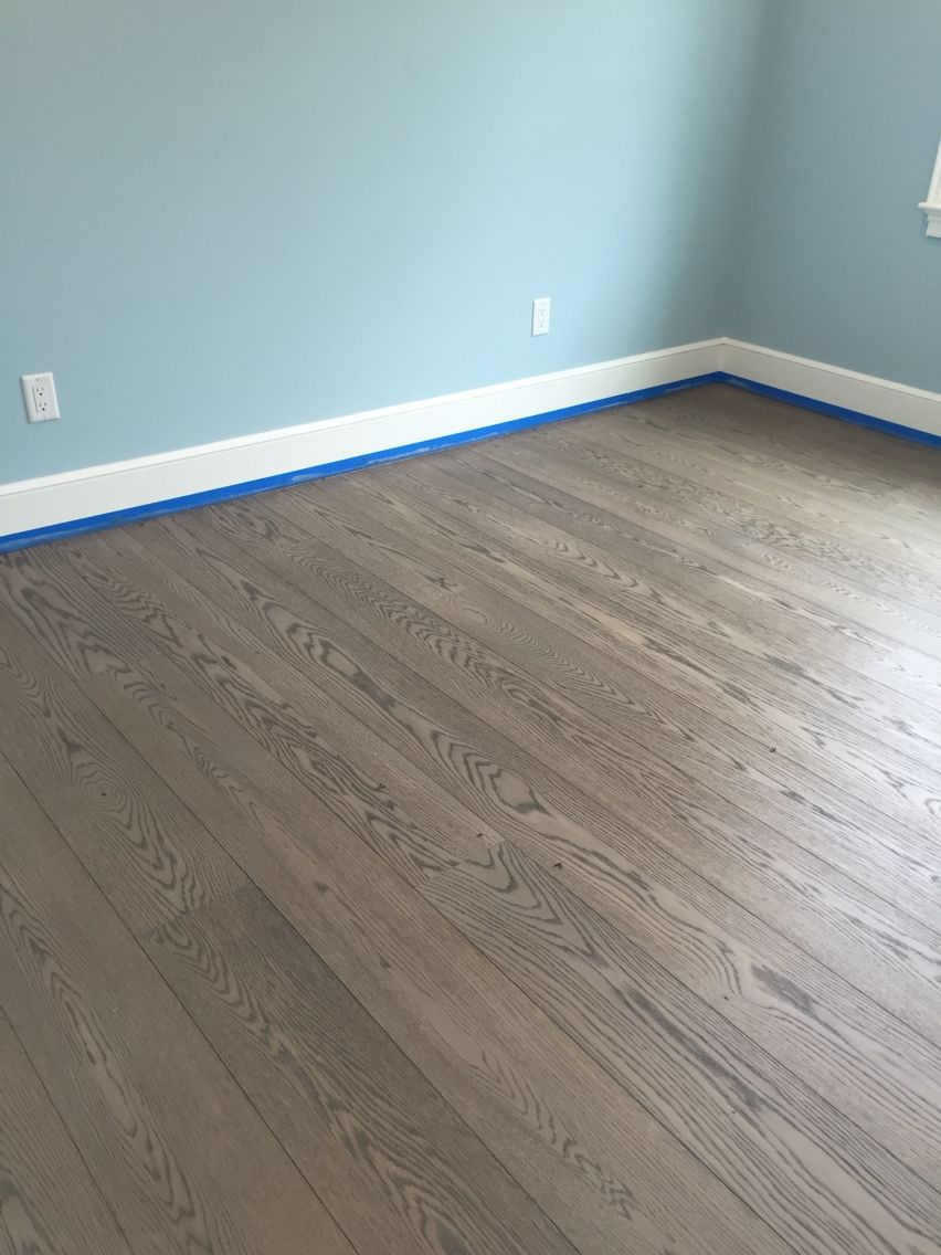 Rubio Monocoat Pre Color Alpaca White Ash Grey Oil Rubio Monocoat Flooring Wood Floors Wide Plank