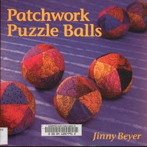 Patchwork puzzle ball - Isabel Cristina - Álbumes web de Picasa