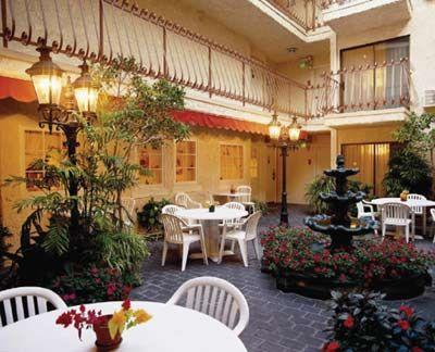 Inn At Venice Beach Ca 327 Washington 90291