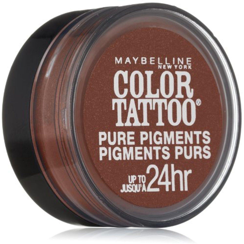 Maybelline New York Eye Studio Color Tattoo Pure Pigments