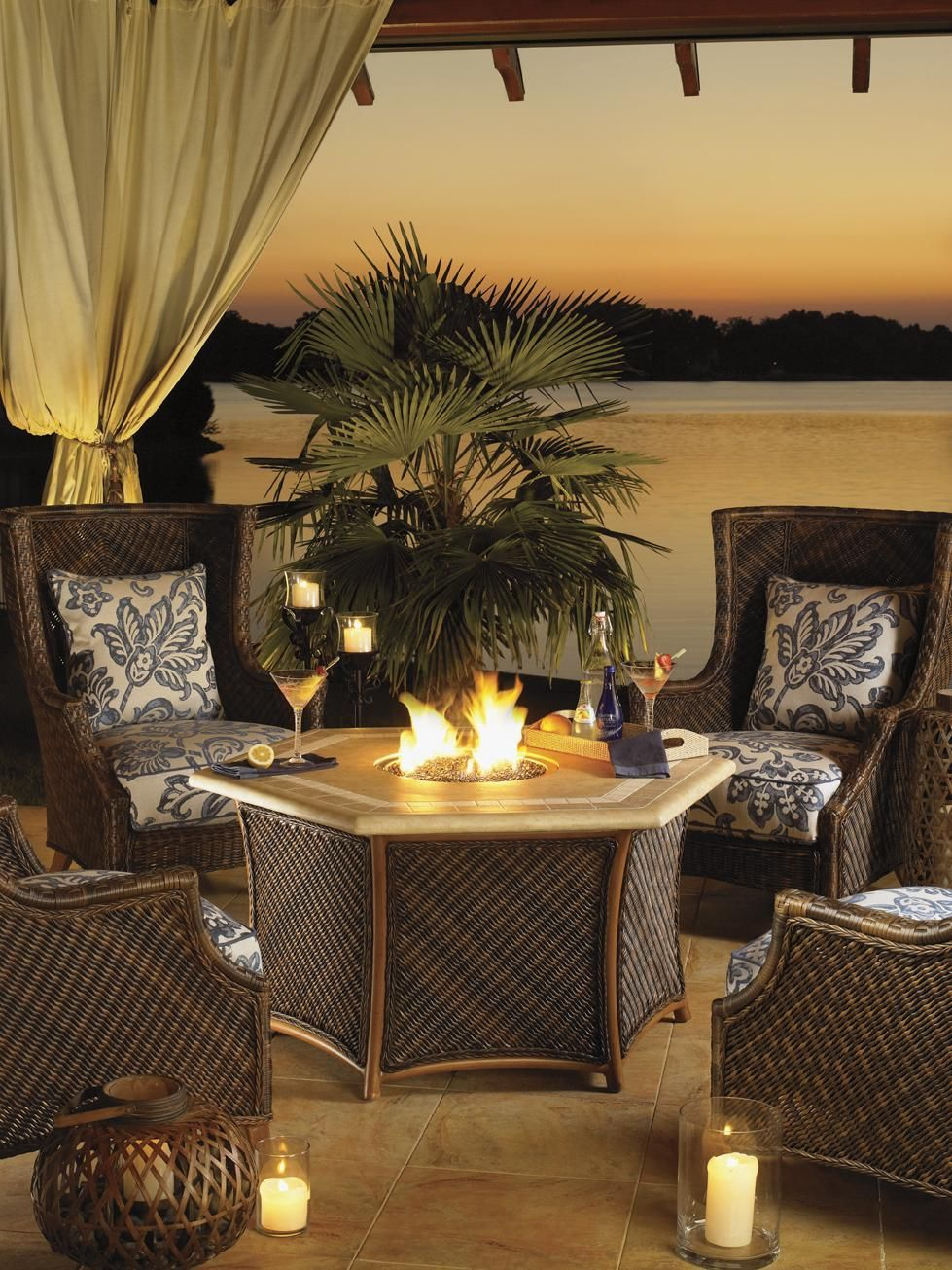 Foolproof Patio Design Ideas For Entertaining All Year Long With